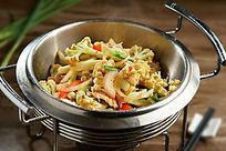 餐饮美食图片菜肴图片干锅花菜