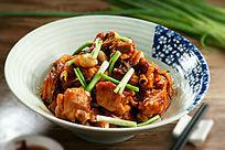 餐饮美食图片菜肴图片干煎鸡