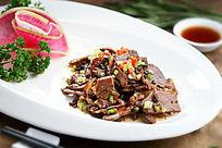 餐饮美食图片菜肴图片干煸牛肉
