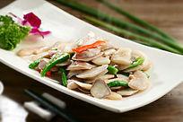 餐饮美食图片菜肴图片尖椒菱肉
