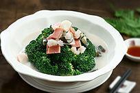 餐饮美食图片菜肴图片上汤西兰花