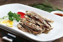 餐饮美食图片菜肴图片小叉鱼