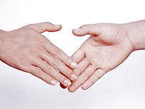 握手手势图片图片