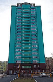 伊利小区高楼