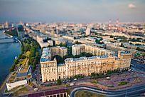 莫斯科城市风光