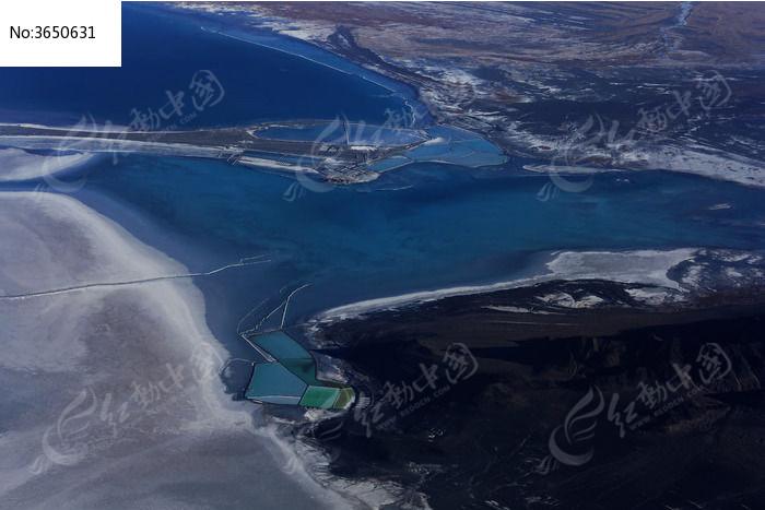 俯视纳木错 湖图片 自然风景图片