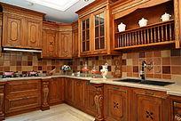欧式厨房装修