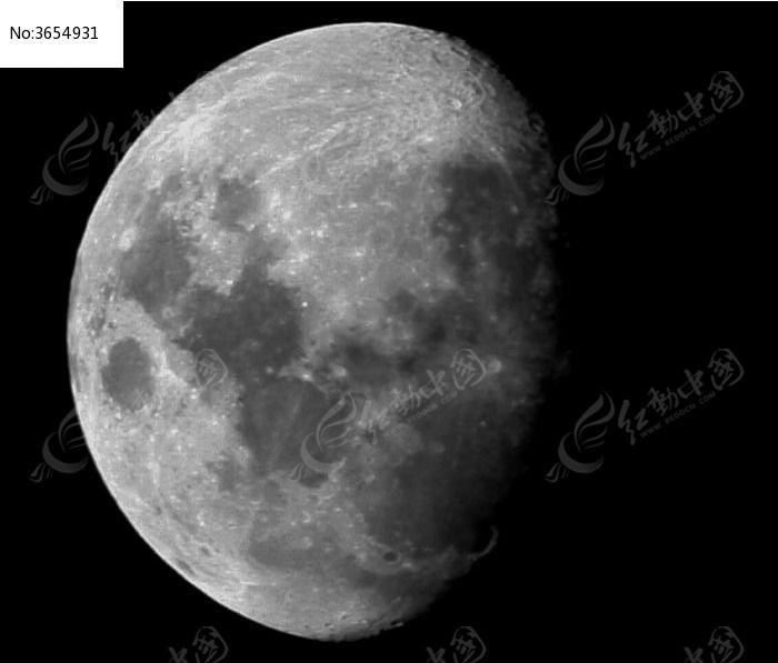 月亮 月球 星球 天空