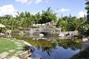 哈尼族寨的风景