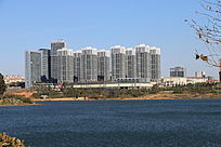 建筑摄影宁湖小区