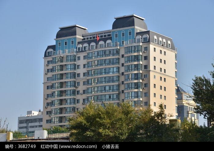 欧式住宅图片,高清大图