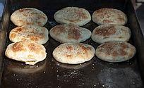 特色穆斯林烤饼