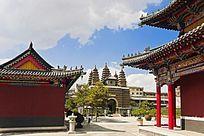 故宫风景摄影图