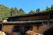 农村瓦房建筑