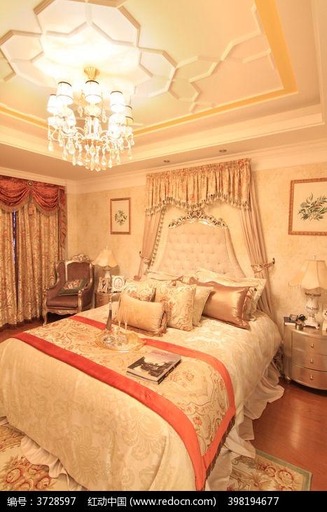 欧式卧室图片,高清大图