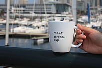 hello coffee ����