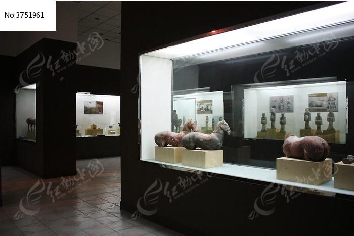 青州博物馆陶瓷展厅