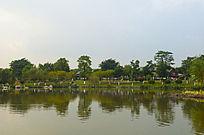 白云湖远景