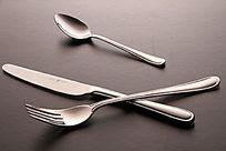刀叉与勺子
