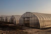 设施农业基地蔬菜大棚