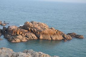 神龟取经海蚀奇观