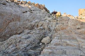 鹅尾海蚀地质公园 海蚀奇观