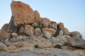 海蚀地质公园奇石景观