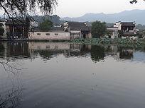 黄山宏村风景摄影
