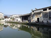 黄山宏村风景图片