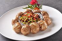 香菇炭烧肉