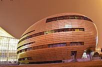河南文化艺术中心圆型楼