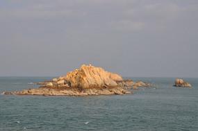 鹅尾神石园海中石头
