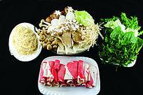 菌类火锅套餐