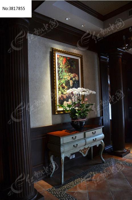 壁墙装�_原创摄影图 建筑摄影 家庭装潢 客厅壁墙  请您分享: 素材描述:红动网