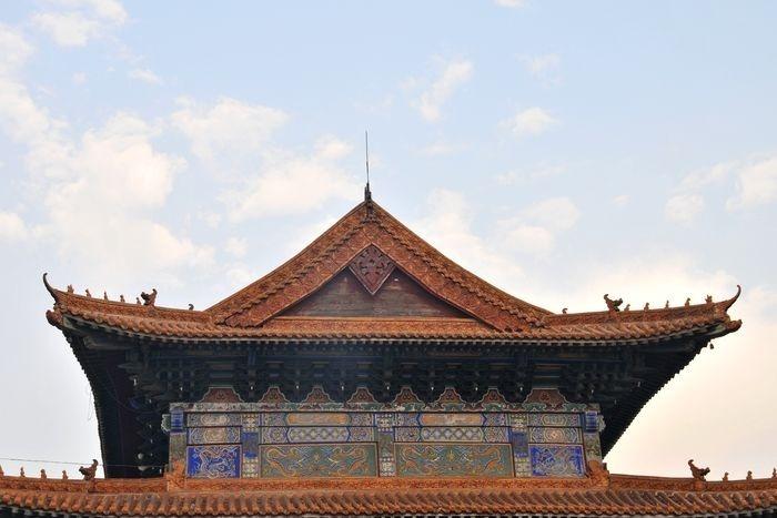 中式古建筑图片