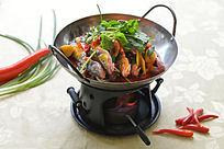 干锅黄骨鱼