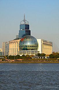 上海陆家嘴国际会议中心江景
