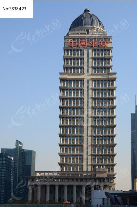 上海陆家嘴中国平安保险大厦图片,高清大图_高