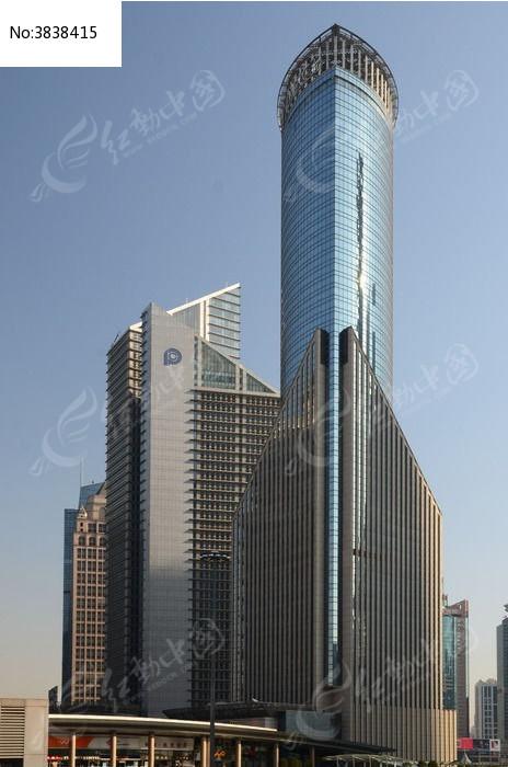 上海陆家嘴中国银行大厦图片