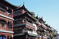 上海老街方滨客栈