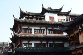 上海老街坊畅熙楼侧拍
