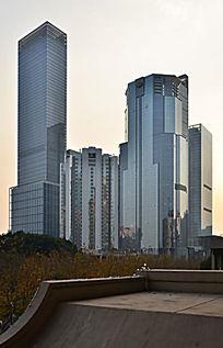 上海南京西路商业广场