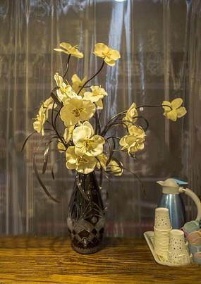 家居日常用品及插花
