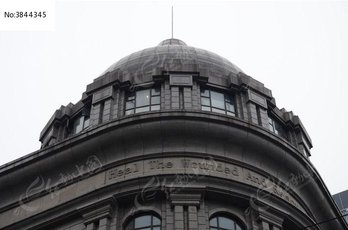 上海欧式屋顶建筑图片图片