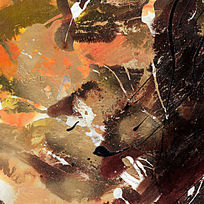 现代装饰油画 抽象画 无框画