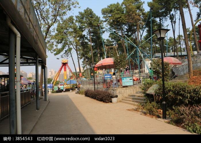 长沙植物园游乐园游乐场