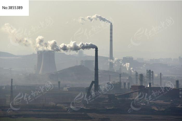 工厂远景图片