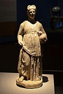 罗马人石雕