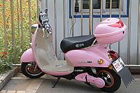 迷你个性女士电动摩托车