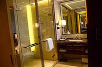 酒店豪华浴室洗手间装饰